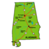 Group logo of Alabama Territory