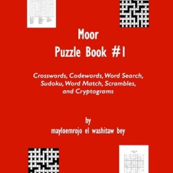 Moor Puzzle Book 1 Cover front - reduced size